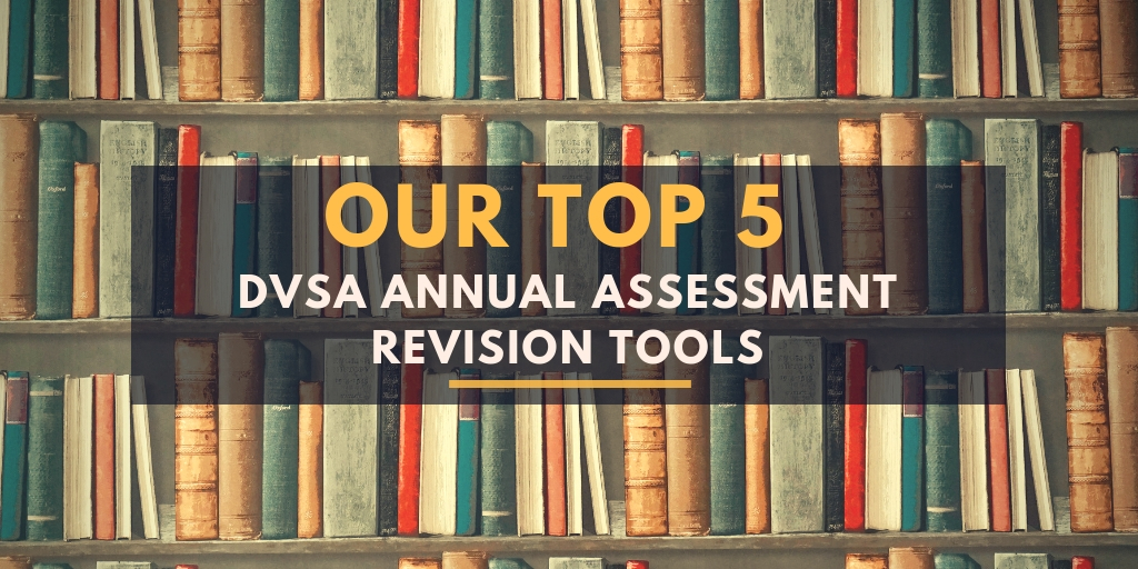 MOT Juice can provide you with loads of revision tools for your Annual Exam.