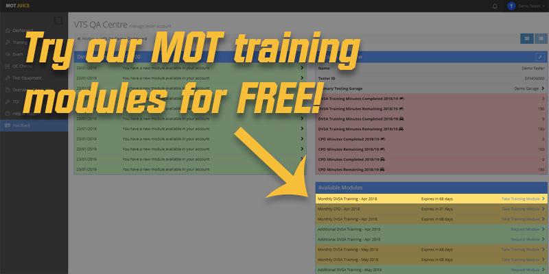 Free Training Modules